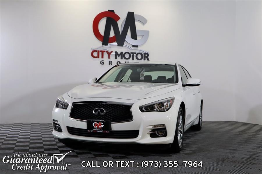 Used 2017 Infiniti Q50 in Haskell, New Jersey | City Motor Group Inc.. Haskell, New Jersey