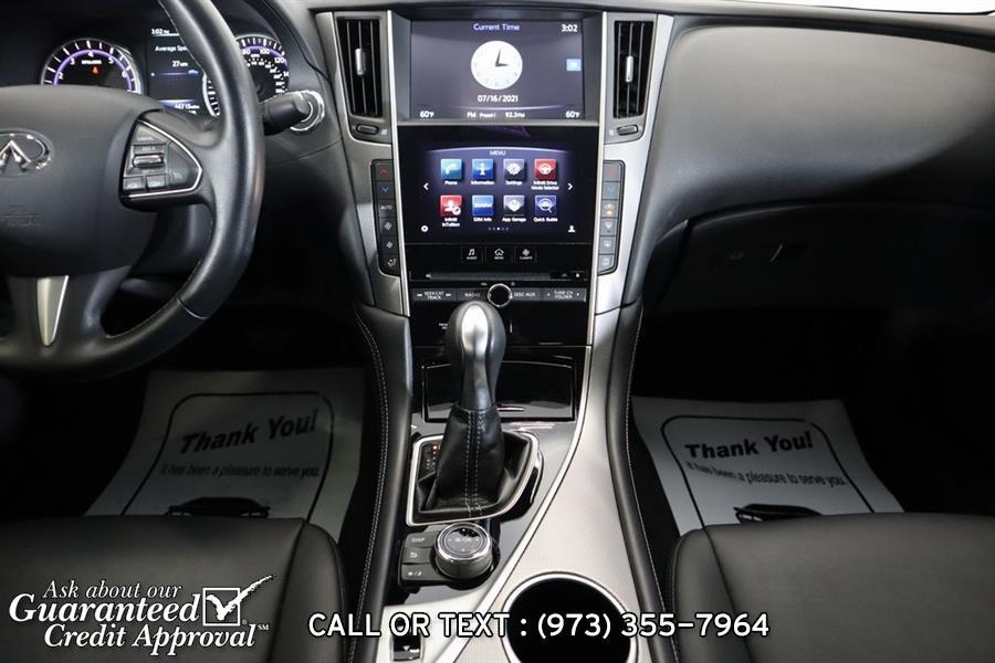 Used Infiniti Q50 2.0t Premium 2017   City Motor Group Inc.. Haskell, New Jersey