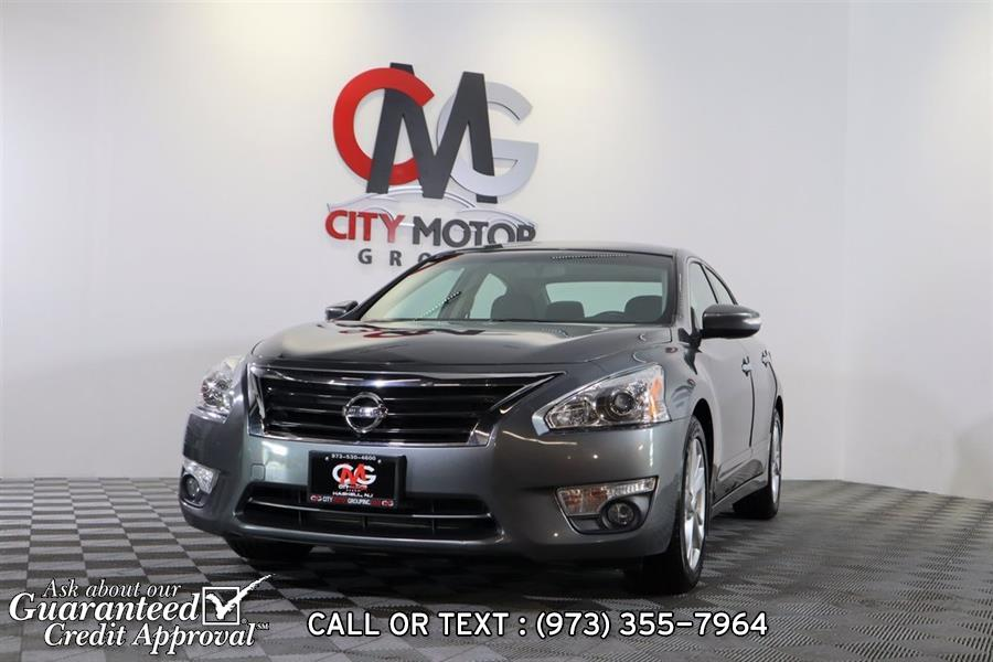 Used 2015 Nissan Altima in Haskell, New Jersey | City Motor Group Inc.. Haskell, New Jersey