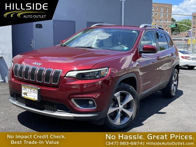 Used Jeep Cherokee Limited 2019   Hillside Auto Outlet. Jamaica, New York