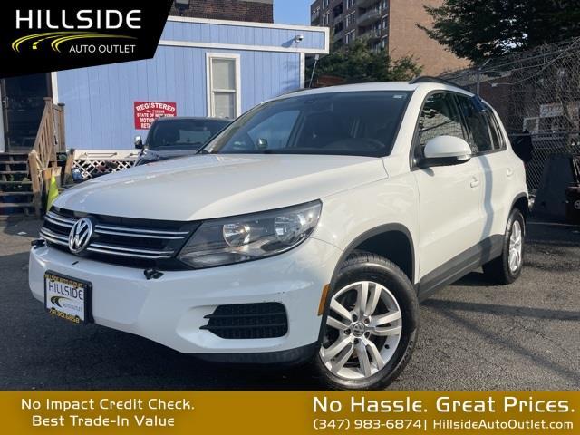 Used Volkswagen Tiguan 2.0T S 2017   Hillside Auto Outlet. Jamaica, New York
