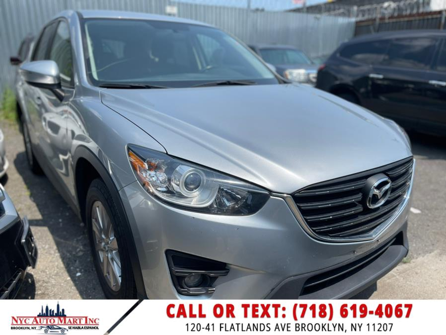 Used Mazda CX-5 FWD 4dr Auto Touring 2016   NYC Automart Inc. Brooklyn, New York