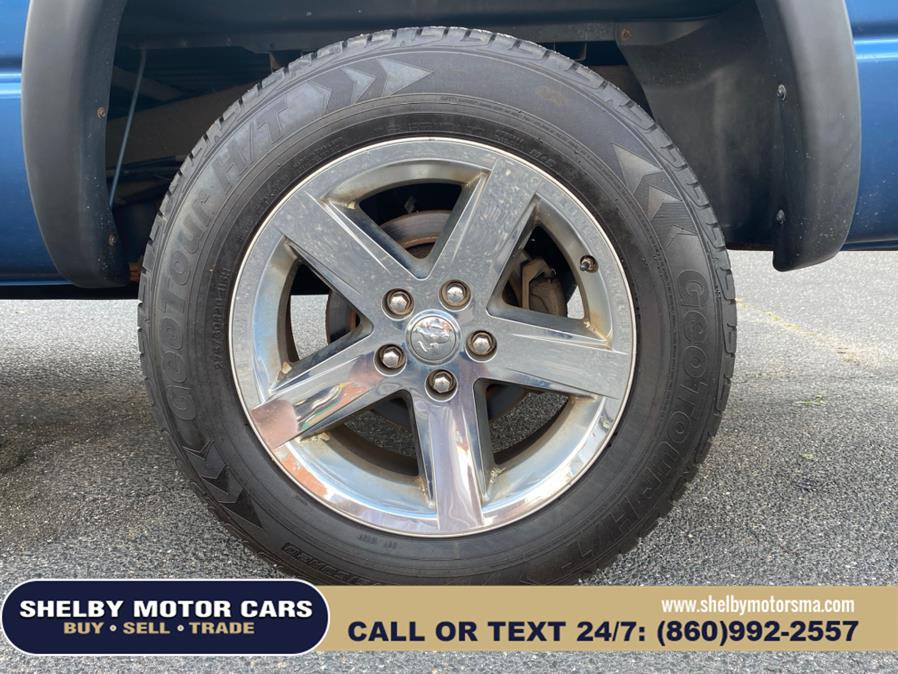 Used Dodge Ram 1500 4dr Quad Cab 160.5 4WD SLT 2006 | Shelby Motor Cars. Springfield, Massachusetts