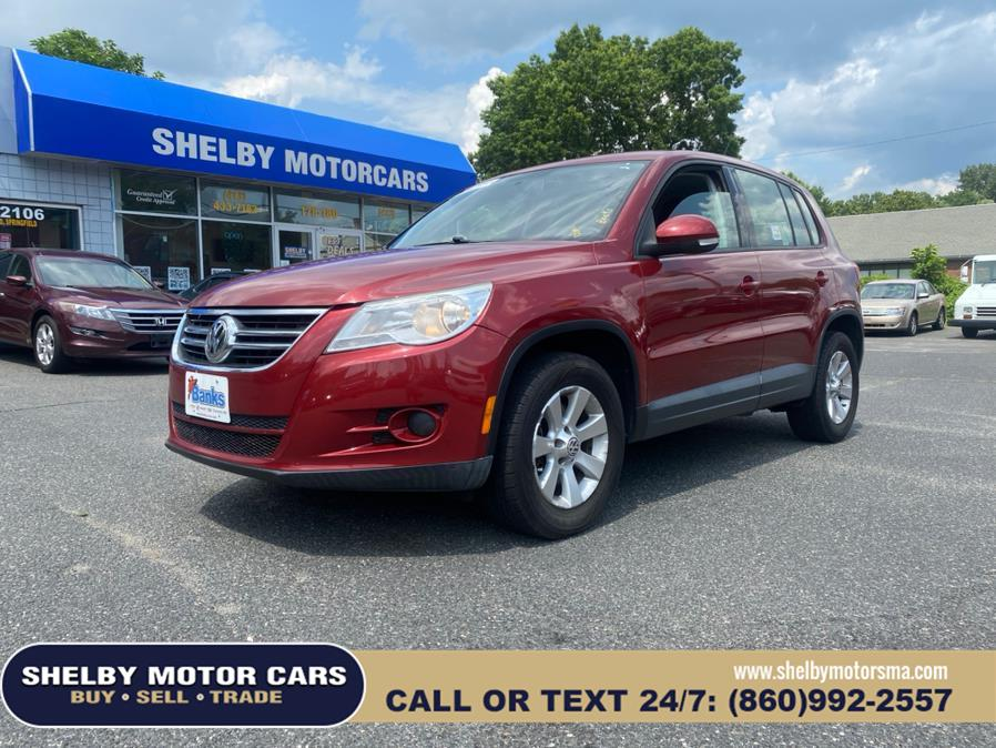 Used Volkswagen Tiguan FWD 4dr Auto S 2009 | Shelby Motor Cars. Springfield, Massachusetts
