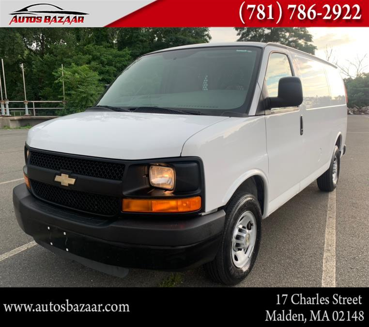 Used 2011 Chevrolet Express Cargo Van in Malden, Massachusetts | Auto Bazaar. Malden, Massachusetts