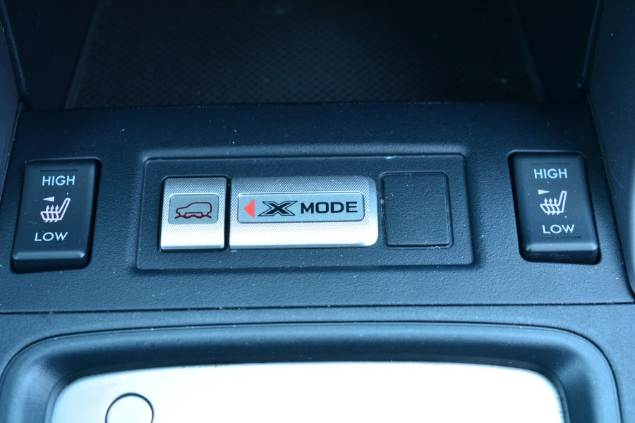 Used Subaru Forester 2.5i Limited CVT 2017   Longmeadow Motor Cars. ENFIELD, Connecticut