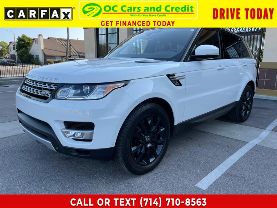 Used 2014 Land Rover Range Rover Sport in Garden Grove, California | OC Cars and Credit. Garden Grove, California