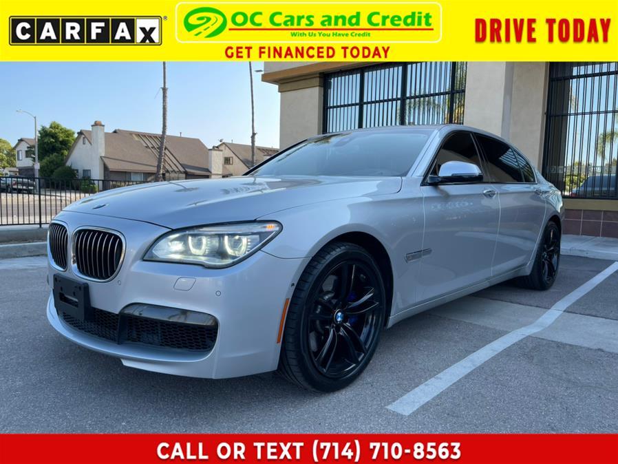 Used 2014 BMW 7 Series in Garden Grove, California | OC Cars and Credit. Garden Grove, California