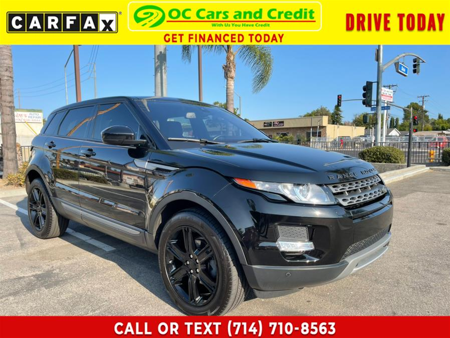 Used Land Rover Range Rover Evoque 5dr HB Pure Plus 2015 | OC Cars and Credit. Garden Grove, California