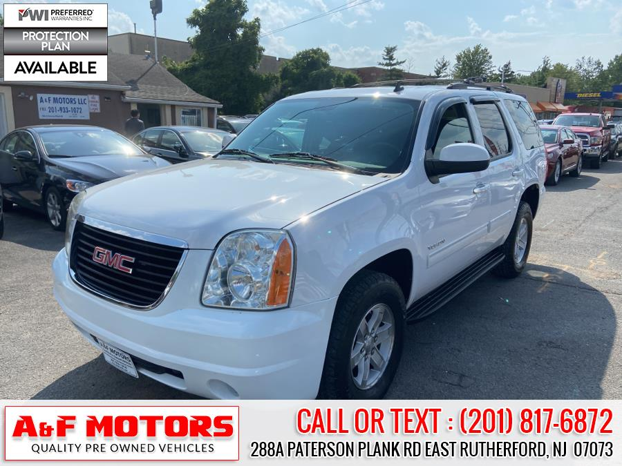 Used 2013 GMC Yukon in East Rutherford, New Jersey | A&F Motors LLC. East Rutherford, New Jersey