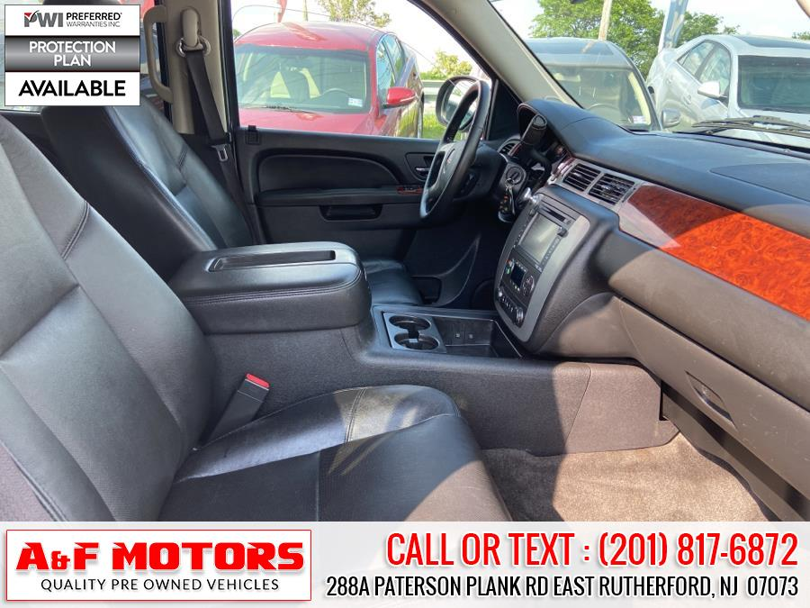 Used GMC Yukon 4WD 4dr 1500 SLT 2013 | A&F Motors LLC. East Rutherford, New Jersey