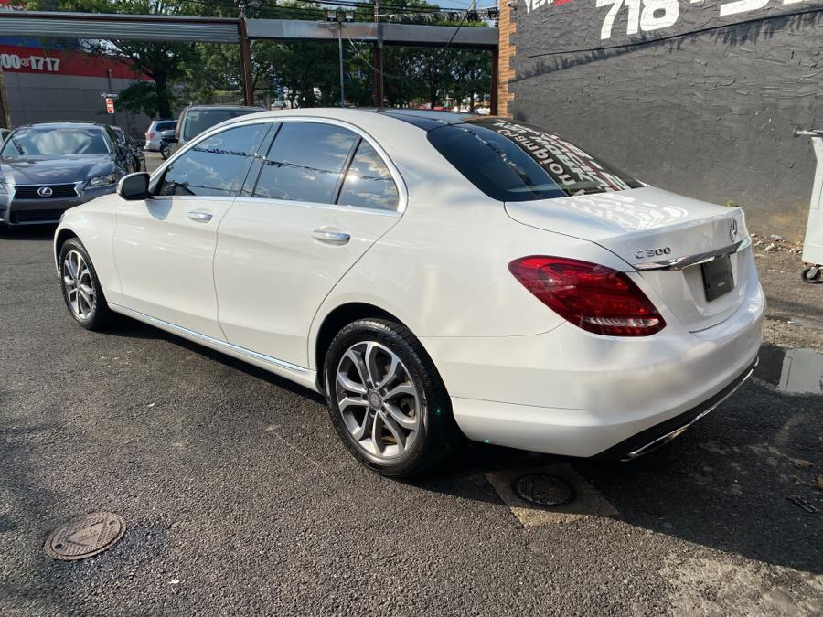Used Mercedes-Benz C-Class 4dr Sdn C 300 Sport 4MATIC 2015   Champion Auto Sales Of The Bronx. Bronx, New York