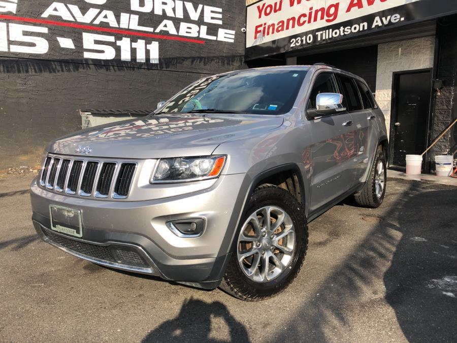 Used 2014 Jeep Grand Cherokee in Bronx, New York | Champion Auto Sales Of The Bronx. Bronx, New York