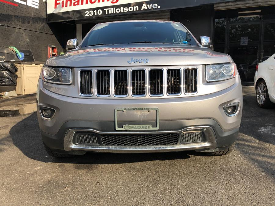 Used Jeep Grand Cherokee 4WD 4dr Limited 2014   Champion Auto Sales Of The Bronx. Bronx, New York