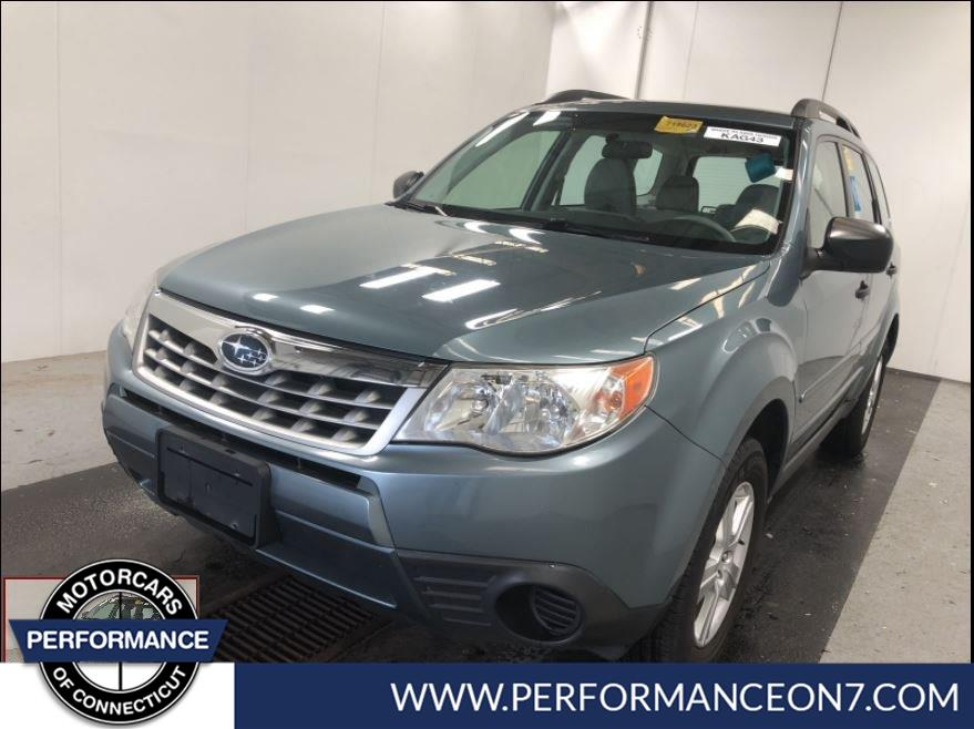 2012 Subaru Forester 4dr Auto 2.5X, available for sale in Wilton, CT