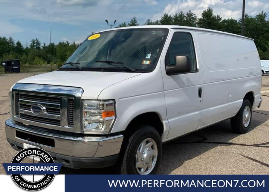 Used 2010 Ford Econoline Cargo Van in Wilton, Connecticut | Performance Motor Cars Of Connecticut LLC  . Wilton, Connecticut