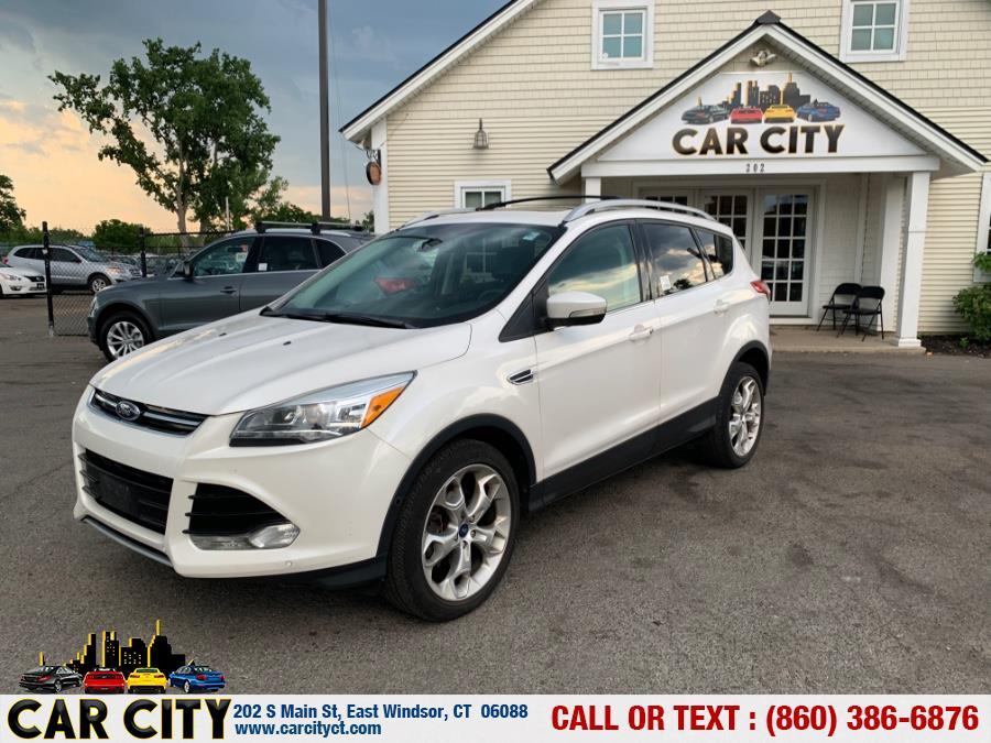 Used Ford Escape 4WD 4dr Titanium 2013 | Car City LLC. East Windsor, Connecticut