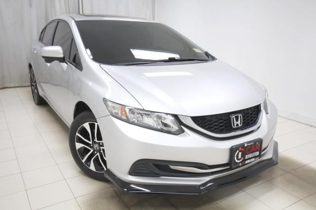 Used Honda Civic Sedan EX w/ rearCam 2015   Car Revolution. Maple Shade, New Jersey