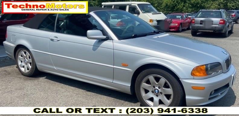 Used BMW 3-Series 323Ci 2dr Convertible 2000 | Techno Motors . Danbury , Connecticut