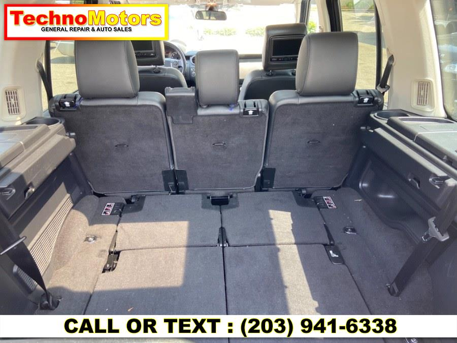Used Land Rover LR4 4WD 4dr V8 LUX 2011 | Techno Motors . Danbury , Connecticut