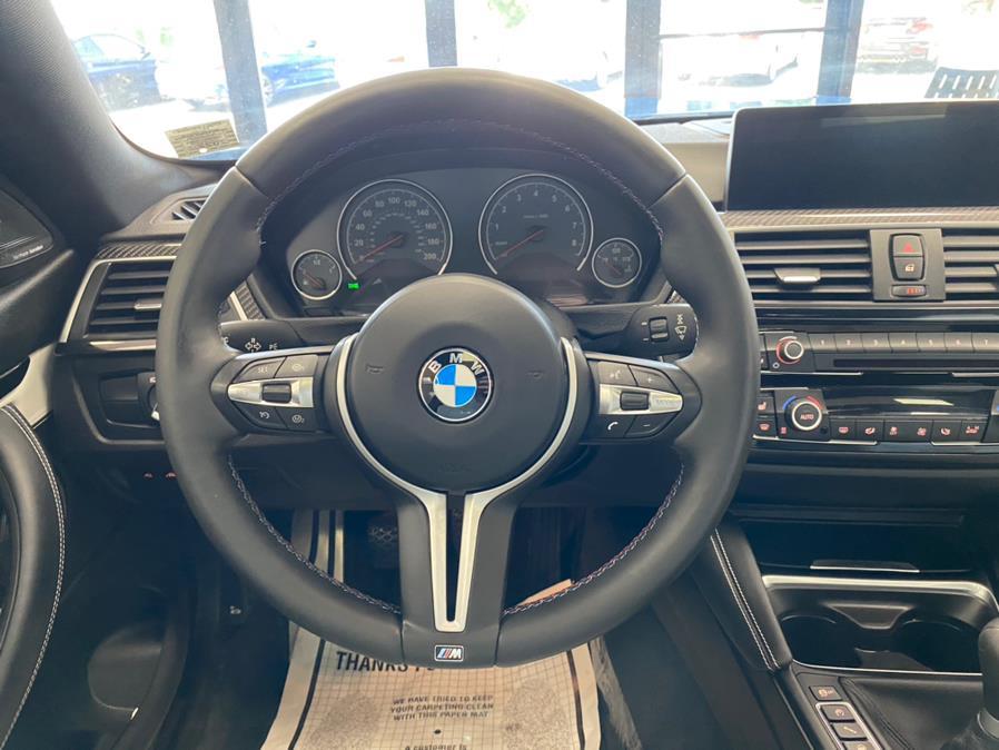 Used BMW M4 2dr Cpe 2016 | POWER MOTORS EAST. Massapequa Park, New York