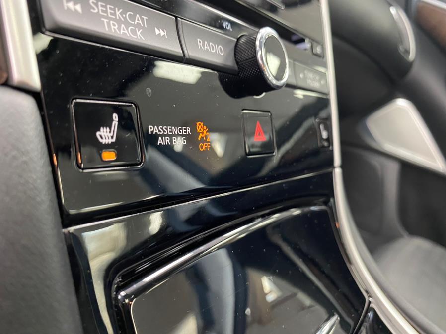Used INFINITI Q50 Red Sport 400 AWD 2017 | POWER MOTORS EAST. Massapequa Park, New York