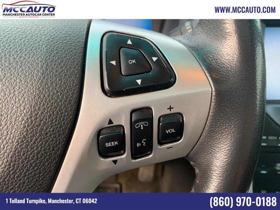 Used Ford Explorer 4WD 4dr XLT 2012 | Manchester Autocar Center. Manchester, Connecticut