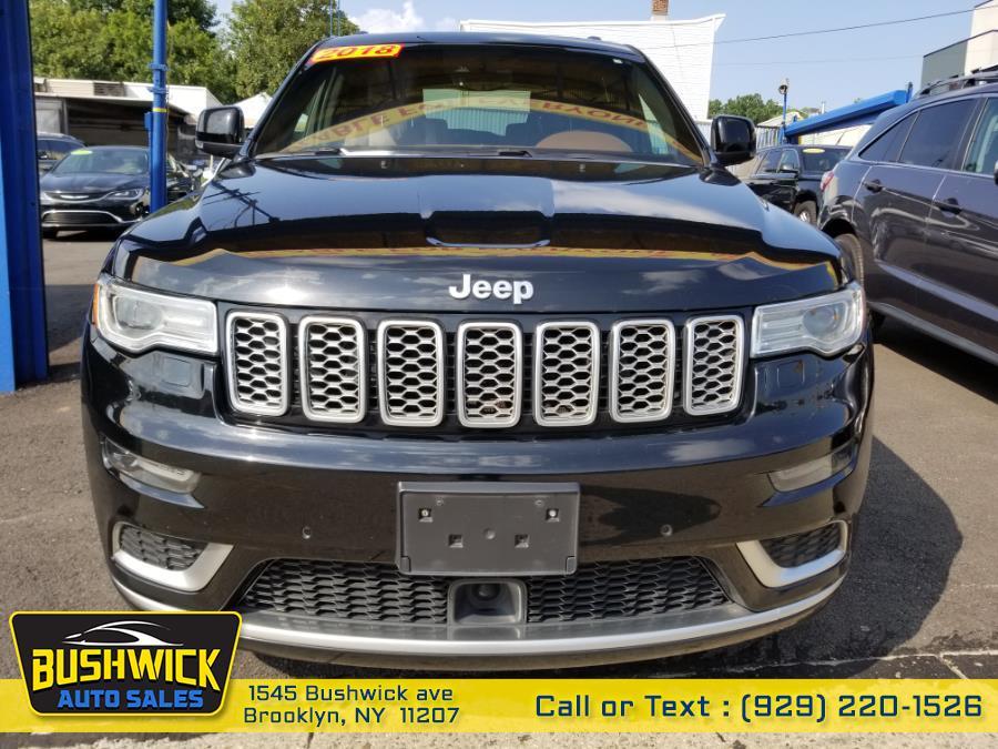 Used 2018 Jeep Grand Cherokee in Brooklyn, New York | Bushwick Auto Sales LLC. Brooklyn, New York