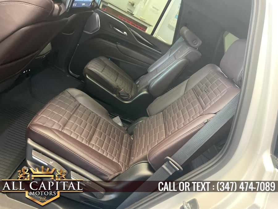 Used Cadillac Escalade 4WD 4dr Sport Platinum 2021   All Capital Motors. Brooklyn, New York