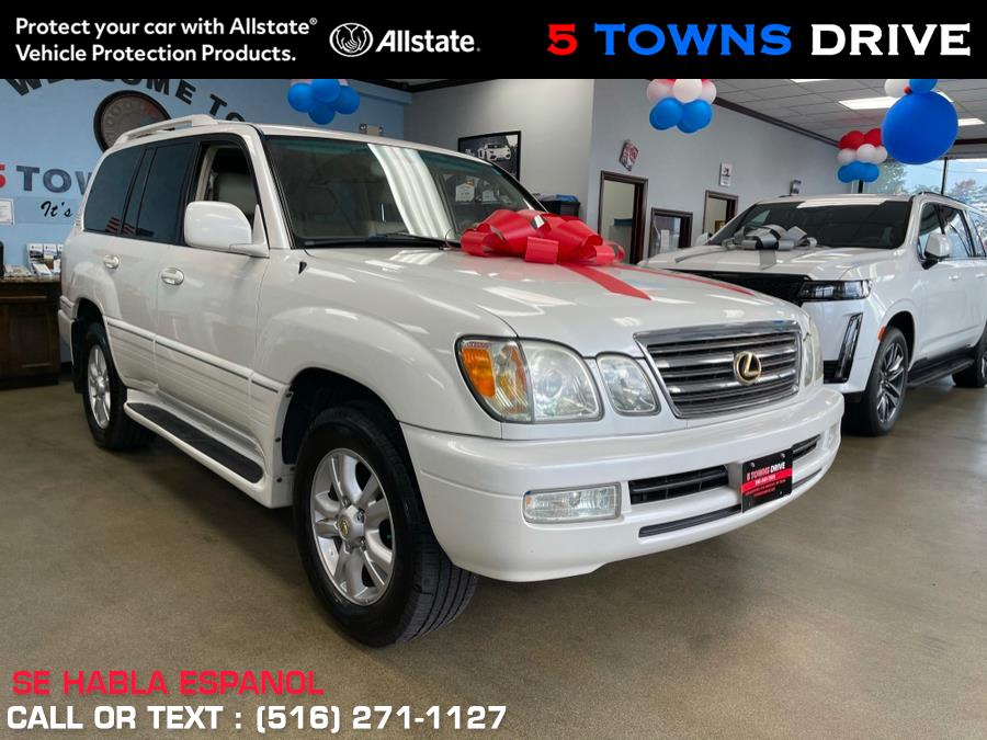 Used Lexus LX 470 4dr SUV 2004 | 5 Towns Drive. Inwood, New York