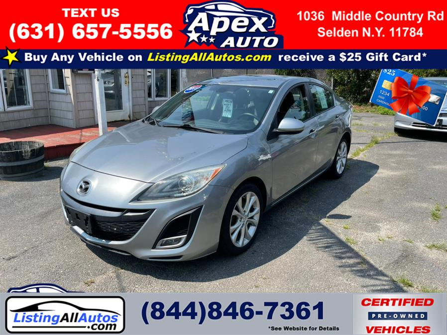 Used 2011 Mazda Mazda3 in Patchogue, New York   www.ListingAllAutos.com. Patchogue, New York