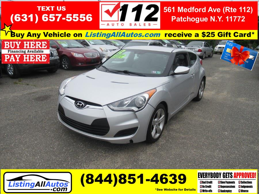 Used 2012 Hyundai Veloster in Patchogue, New York | www.ListingAllAutos.com. Patchogue, New York