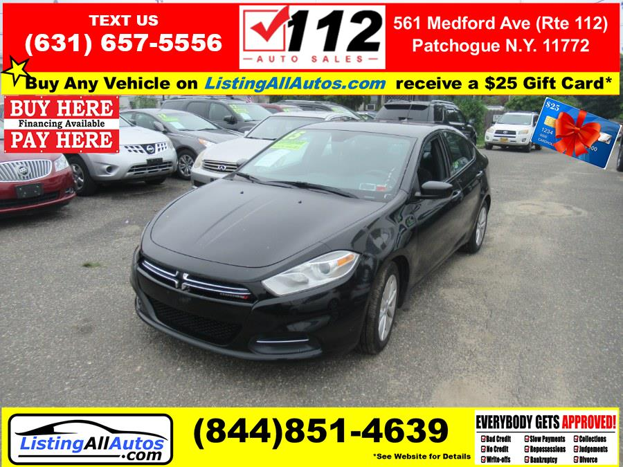 Used 2015 Dodge Dart in Patchogue, New York   www.ListingAllAutos.com. Patchogue, New York