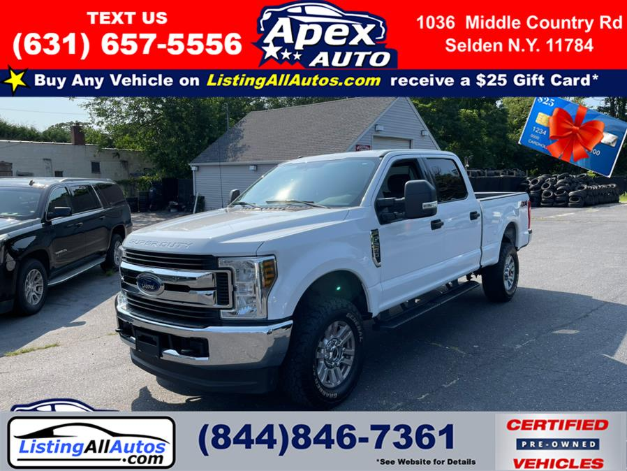 Used 2019 Ford Super Duty F-250 SRW in Patchogue, New York | www.ListingAllAutos.com. Patchogue, New York