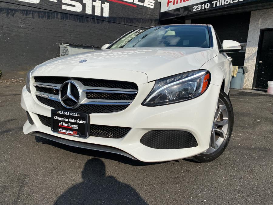 Used 2015 Mercedes-Benz C-Class in Bronx, New York | Champion Auto Sales. Bronx, New York