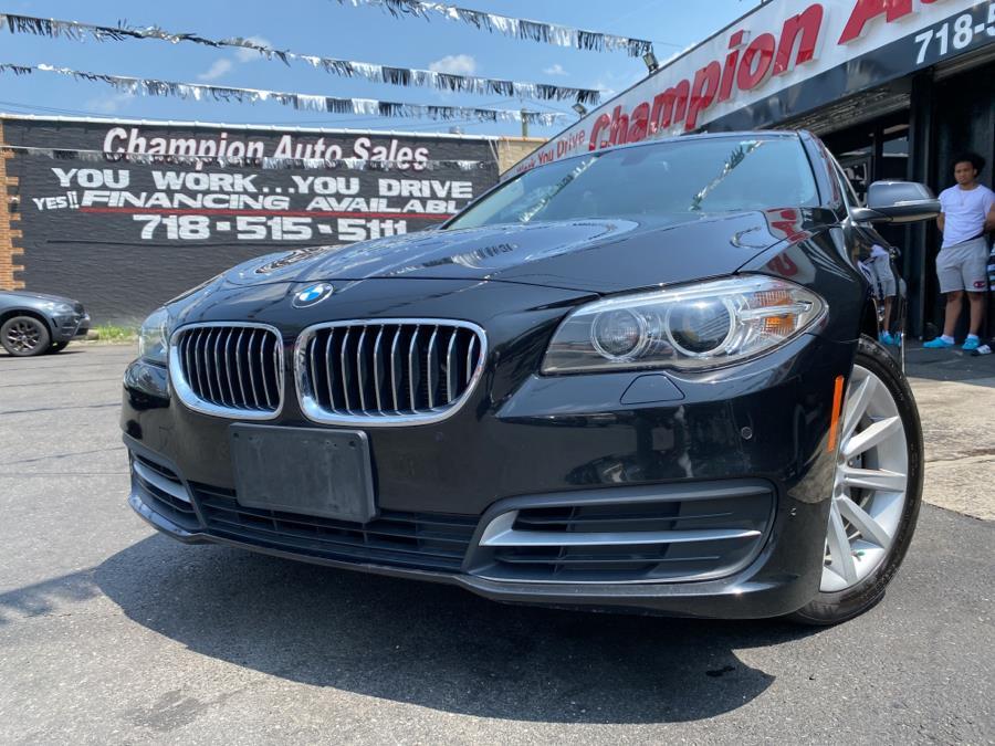 Used 2014 BMW 5 Series in Bronx, New York | Champion Auto Sales. Bronx, New York