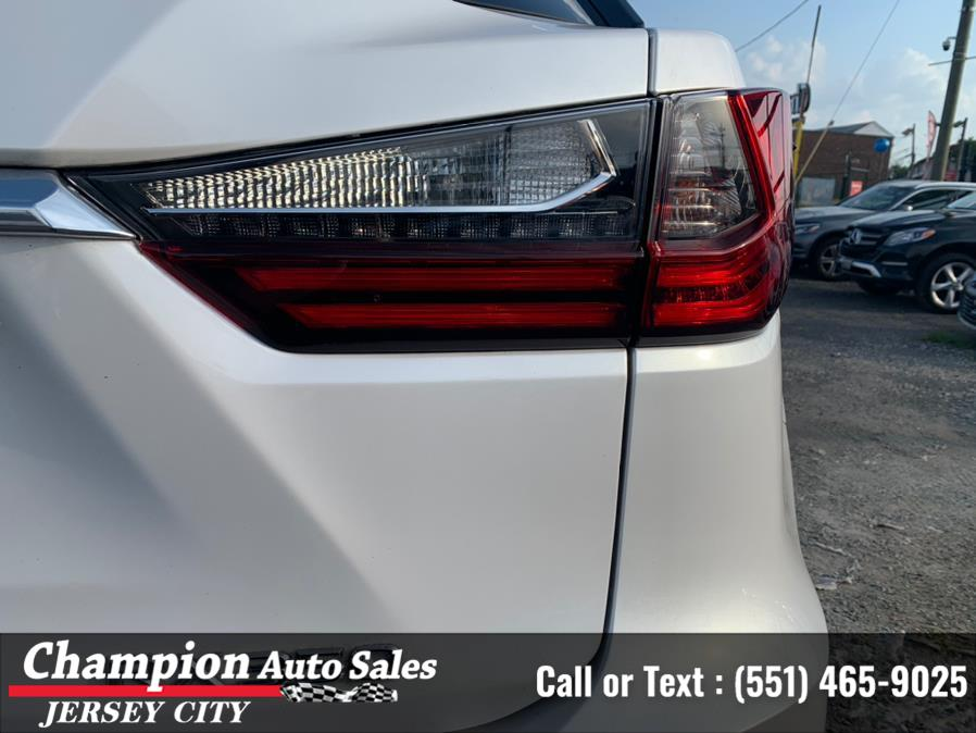 Used Lexus RX RX 350 AWD 2017 | Champion Auto Sales. Jersey City, New Jersey