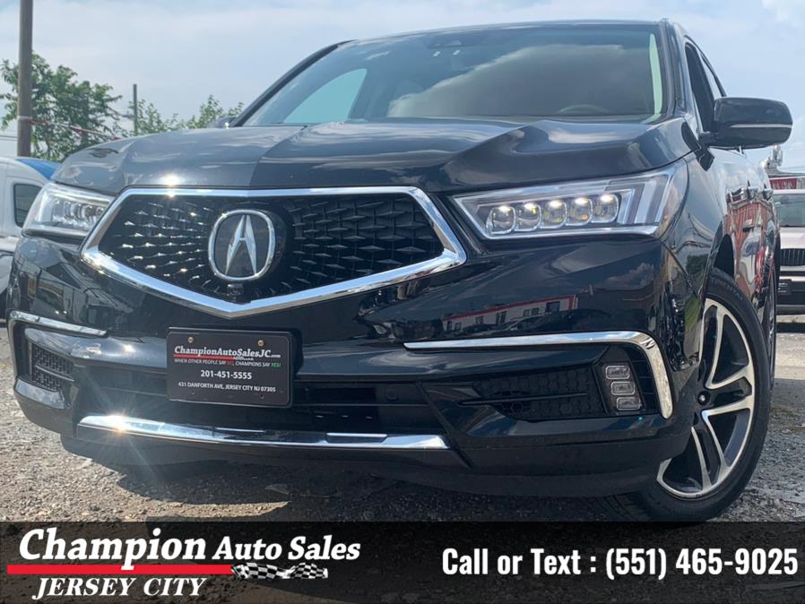 Used 2017 Acura MDX in Jersey City, New Jersey | Champion Auto Sales. Jersey City, New Jersey