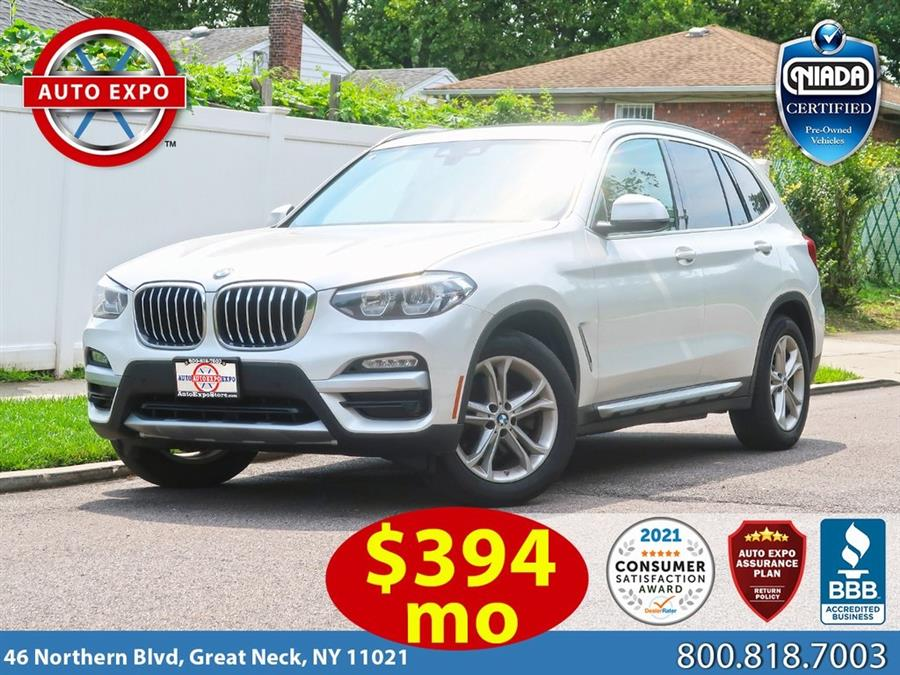 Used BMW X3 xDrive30i 2019   Auto Expo Ent Inc.. Great Neck, New York