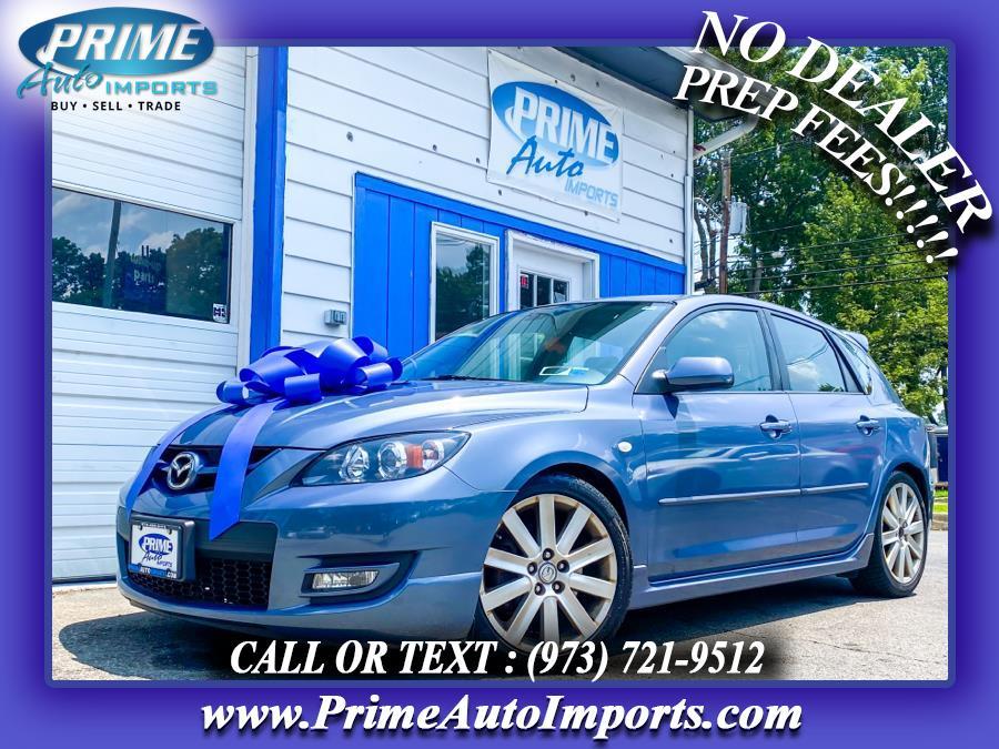 Used 2008 Mazda Mazda3 in Bloomingdale, New Jersey | Prime Auto Imports. Bloomingdale, New Jersey