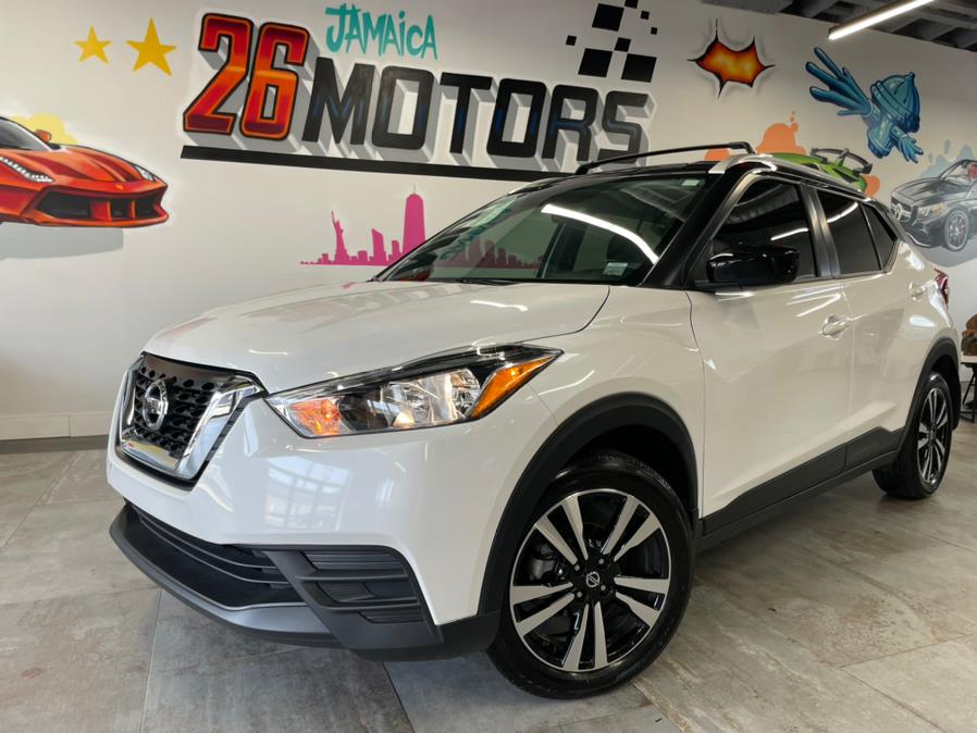 Used 2019 Nissan Kicks SV in Hollis, New York | Jamaica 26 Motors. Hollis, New York