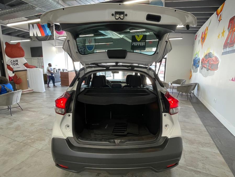 Used Nissan Kicks SV SV FWD 2019   Jamaica 26 Motors. Hollis, New York