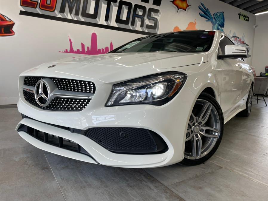 Used Mercedes-Benz CLA CLA 250 4MATIC Coupe 2018 | Jamaica 26 Motors. Hollis, New York