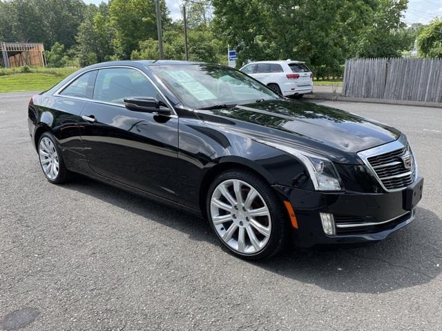 Used Cadillac Ats 3.6L Premium Luxury 2017 | Blasius Federal Road. Brookfield, Connecticut