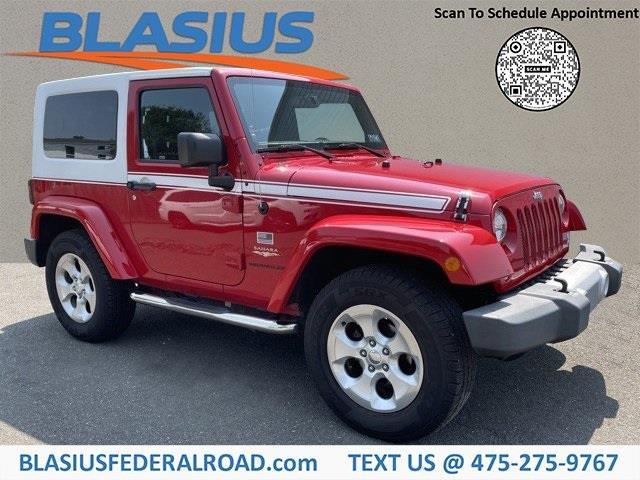 Used Jeep Wrangler Sahara 2014 | Blasius Federal Road. Brookfield, Connecticut