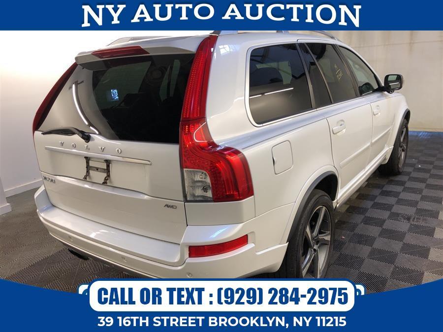 Used Volvo XC90 AWD 4dr R-Design 2014 | NY Auto Auction. Brooklyn, New York