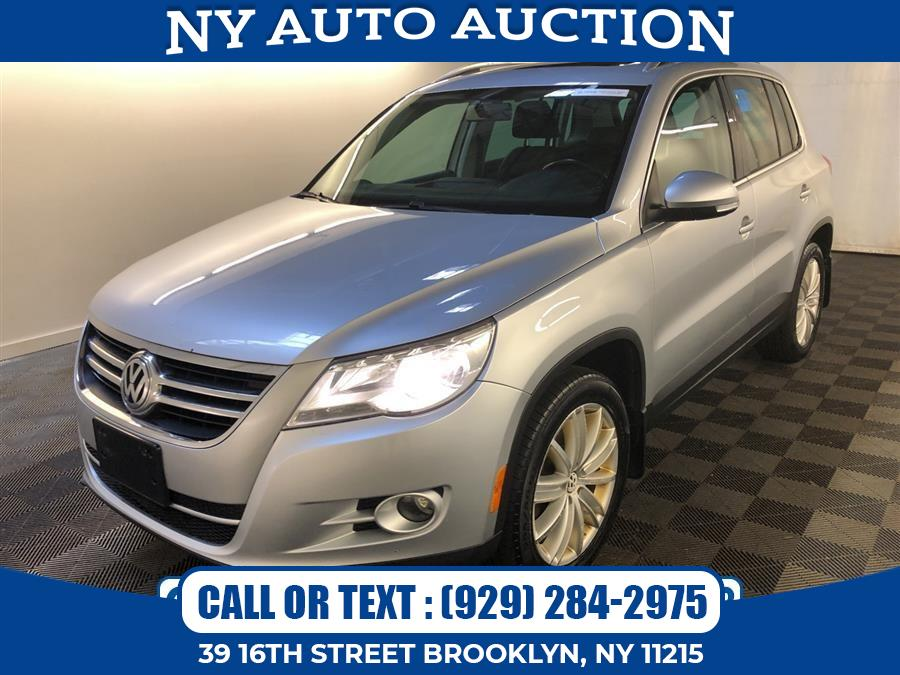 Used Volkswagen Tiguan 4WD 4dr SE 4Motion 2011 | NY Auto Auction. Brooklyn, New York