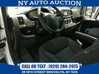 """Used Ram ProMaster Cargo Van 1500 Low Roof 136"""" WB 2014 