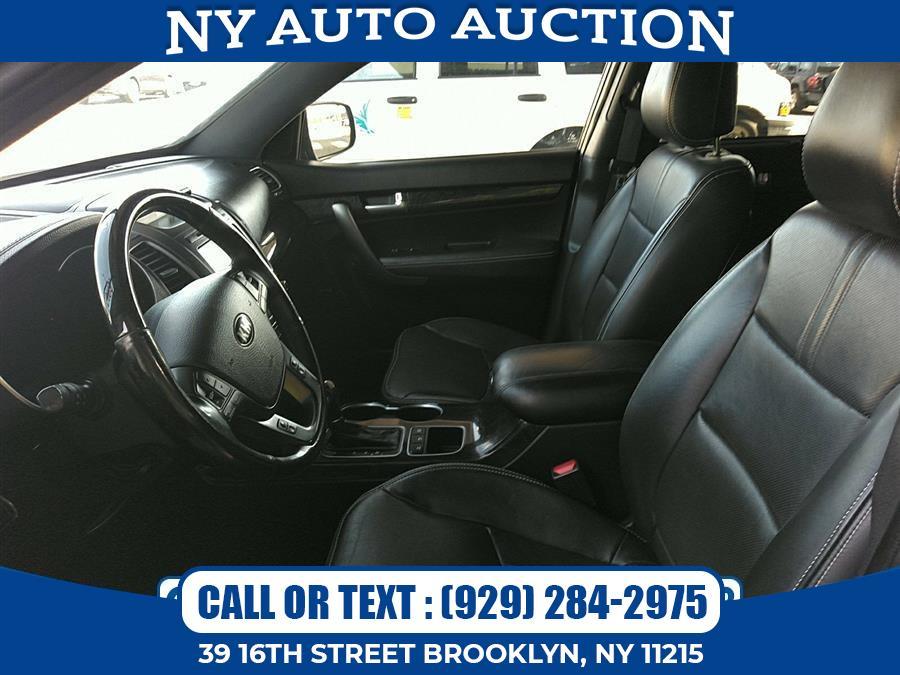 Used Kia Sorento AWD 4dr V6 SX 2014   NY Auto Auction. Brooklyn, New York