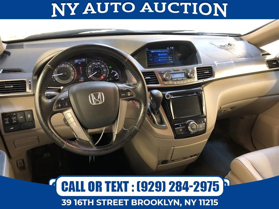 Used Honda Odyssey 5dr EX-L 2015 | NY Auto Auction. Brooklyn, New York